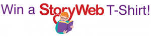 Win a StoryWeb t-shirt!