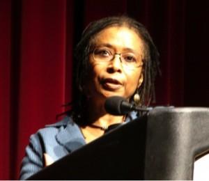 Portrait of Alice Walker
