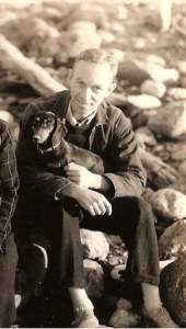 Portrait of E.B. White